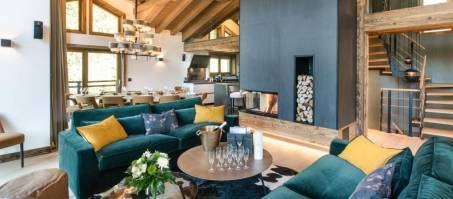 Luxury Chalet Centenary in Courchevel 1650, France