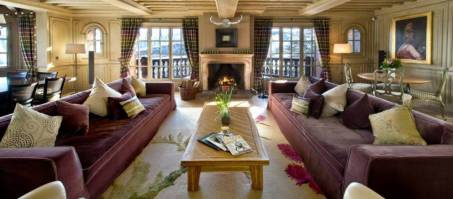 Luxury Chalet Ecosse in Courchevel 1850, France