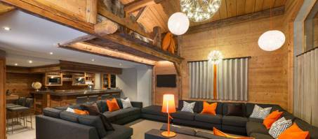 Luxury Chalet Club Bellevarde in Val d