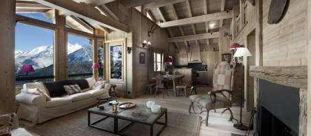 Luxury Chalet Petits Grebiers in Courchevel 1550, France