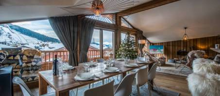 Luxury Chalet Velajo in Courchevel Le Praz, France