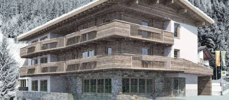 Chalet 47 in St Anton, Austria, book with Luxury Chalet
