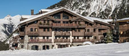 Luxury Chalet Manali Lodge in Courchevel 1650, France