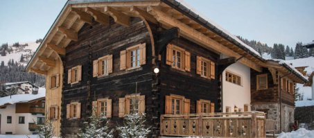 Luxury Chalet 1597 in Lech, Austria