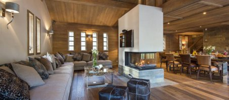 Luxury Chalet Ambre in Tignes, France
