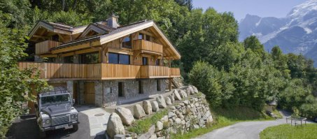 Luxury Chalet Pomo in Chamonix, France