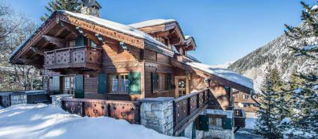 Luxury Chalet Amnesia in Courchevel 1650, France
