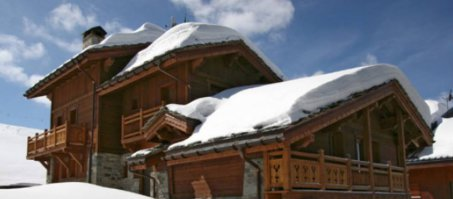 Luxury Chalet Aster in Courchevel 1650, France