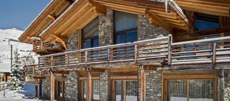 Luxury Chalet Aurora in Verbier, Switzerland