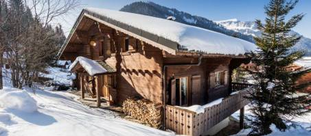 Luxury Chalet Aurore in Châtel, France
