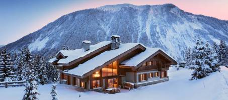 Luxury Chalet Beaumont in Courchevel 1650, France