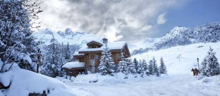 Luxury Chalet Blanchot in Courchevel 1650, France