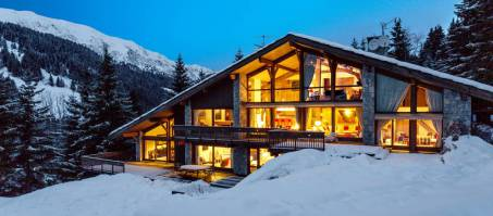 Luxury Chalet Les Brames in Méribel, France