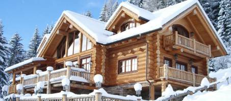 Luxury Chalet Caprea in Bad Kleinkirchheim, Austria