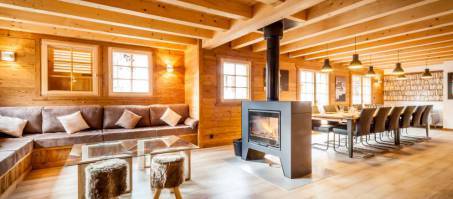 Luxury Chalet Samoens in Samoëns, France