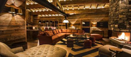 Luxury Chalet Chene in Val d