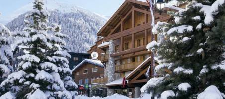 Luxury Chalet Club Aspen in Val d