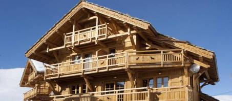 Luxury Chalet Club Chateau in Alpe d