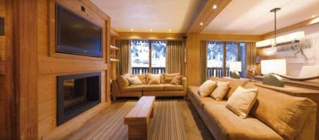 Luxury Chalet Como Suite in La Plagne, France