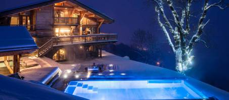 Luxury Chalet Grande Corniche in Les Gets, France