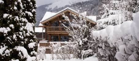 Luxury Chalet Le Crepet in Morzine, France
