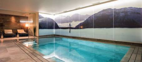 Luxury Chalet Eden Rock in St Anton, Austria