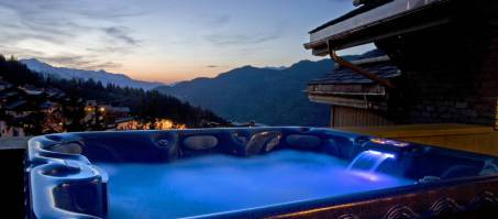 Luxury Chalet Elangeni in La Tania, France