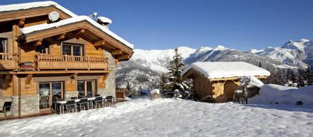 Luxury Chalet Elista in Courchevel 1550, France