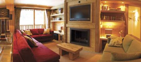 Luxury Chalet Garda Suite in La Plagne, France