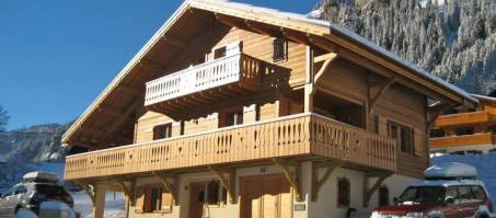 Luxury Chalet Grand Coeur in Châtel, France