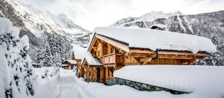 Luxury Chalet The Hamlet in Chamonix, France