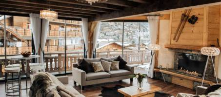 Luxury Chalet Ice in Morzine, France