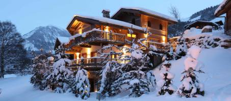 Luxury Chalet Igloo in Courchevel Le Praz, France