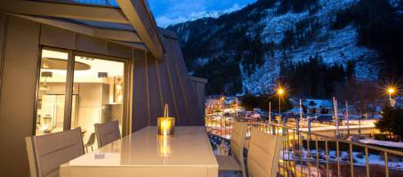 Luxury Chalet Kandahar Lodge in Chamonix, France