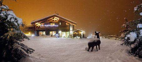 Luxury Chalet Kandahar in Courchevel 1550, France