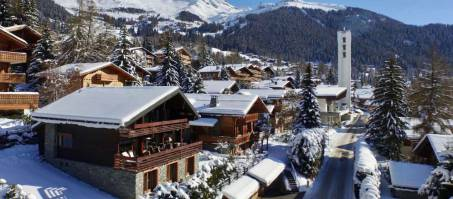 Luxury Chalet Ker Praet in Verbier, Switzerland