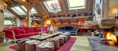 Luxury Chalet La Ferme du Lac Vert in Morzine, France