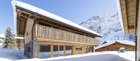 Luxury Chalet Laurus in Lech, Austria