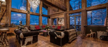 Luxury Chalet Le Rocher in Val d