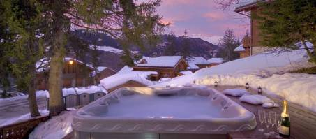 Luxury Chalet Le Torrent in La Tania, France