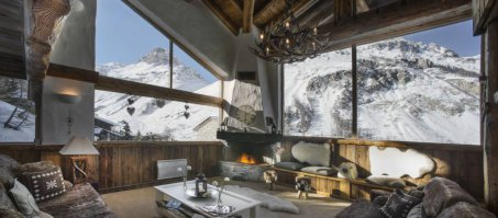 Luxury Chalet Le Kilimanjaro in Val d'Isère, France