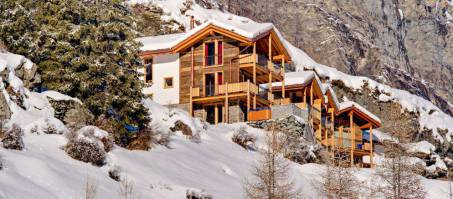 Luxury Chalet Les Perles in Zermatt, Switzerland