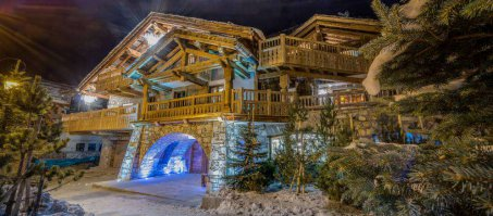 Luxury Chalet Lhotse in Val d'Isère, France