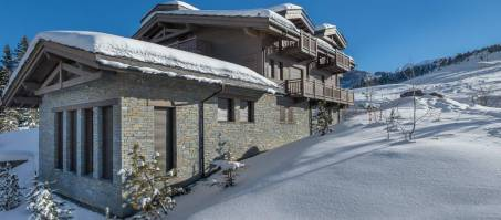Luxury Chalet Licorne in Courchevel 1650, France