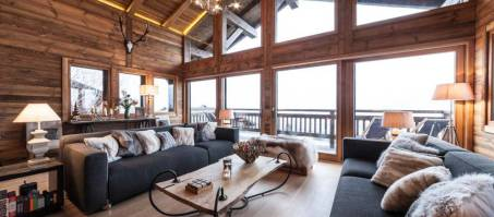Luxury Chalet Louis in Les Gets, France