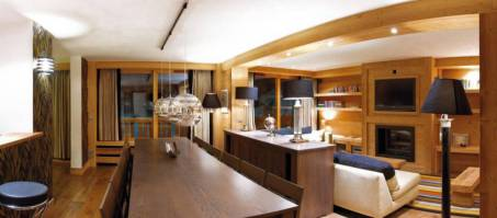 Luxury Chalet Lucerne Suite in La Plagne, France