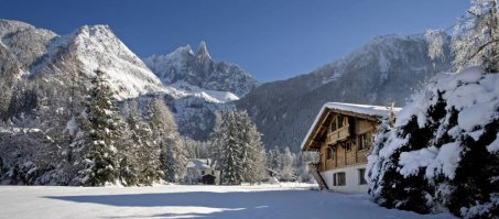 Luxury Chalet Lumiere in Chamonix, France