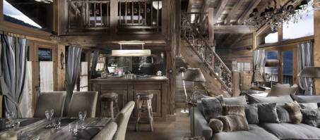 Luxury Chalet Makalu in Courchevel 1550, France
