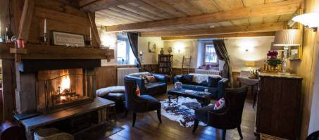Luxury Chalet La Ferme a Mamy in Morzine, France