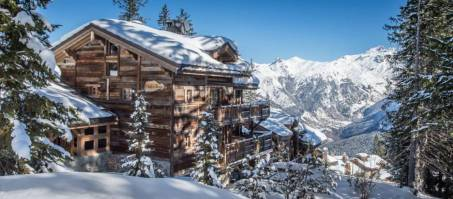 Luxury Chalet Maria in Courchevel 1850, France